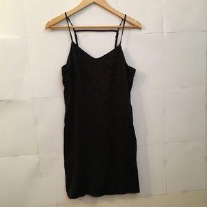 NWT Silk Slip Dress